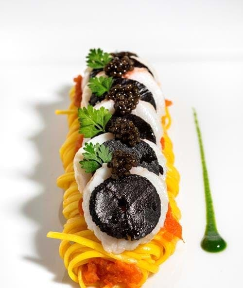 Fine Dining at Jing Restaurant