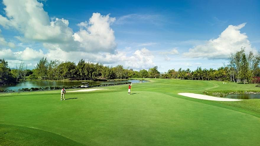 Legend Golf Course- Constance Belle Mare Plage