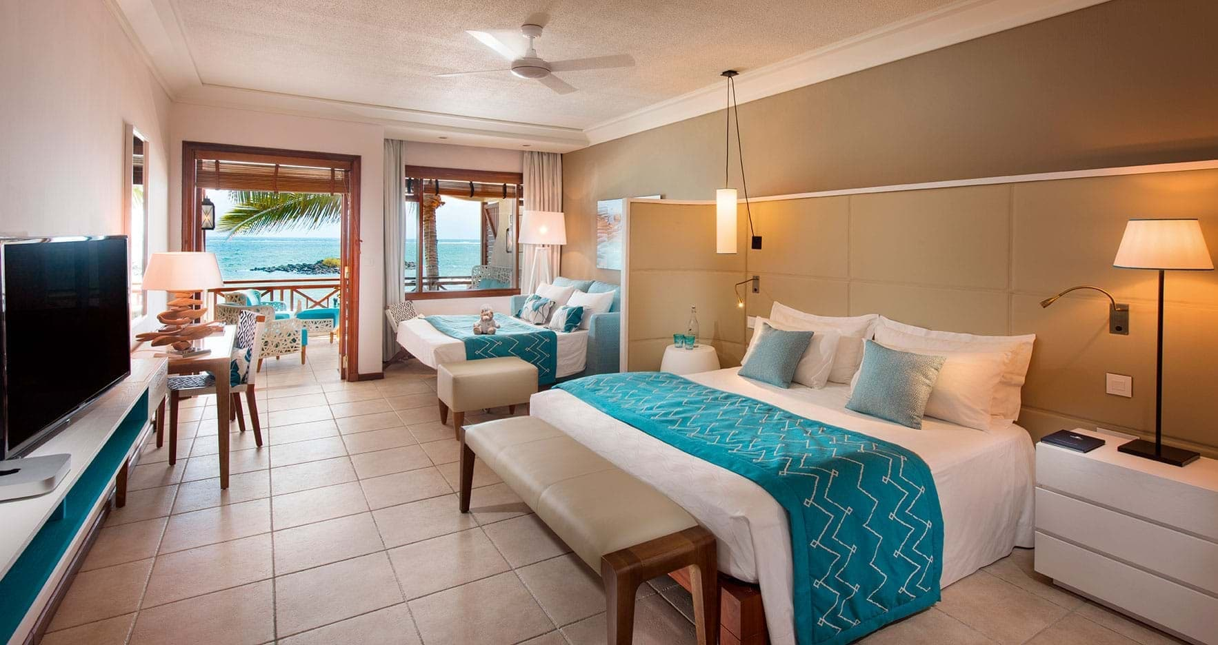 Junior Suite | Constance Belle Mare Plage