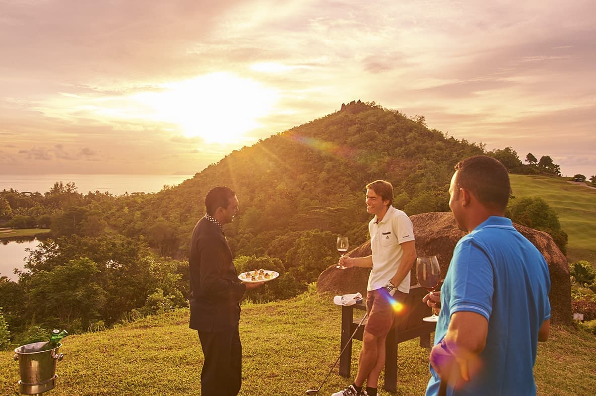 Lemuria 18 hole Golf Course| Seychelles