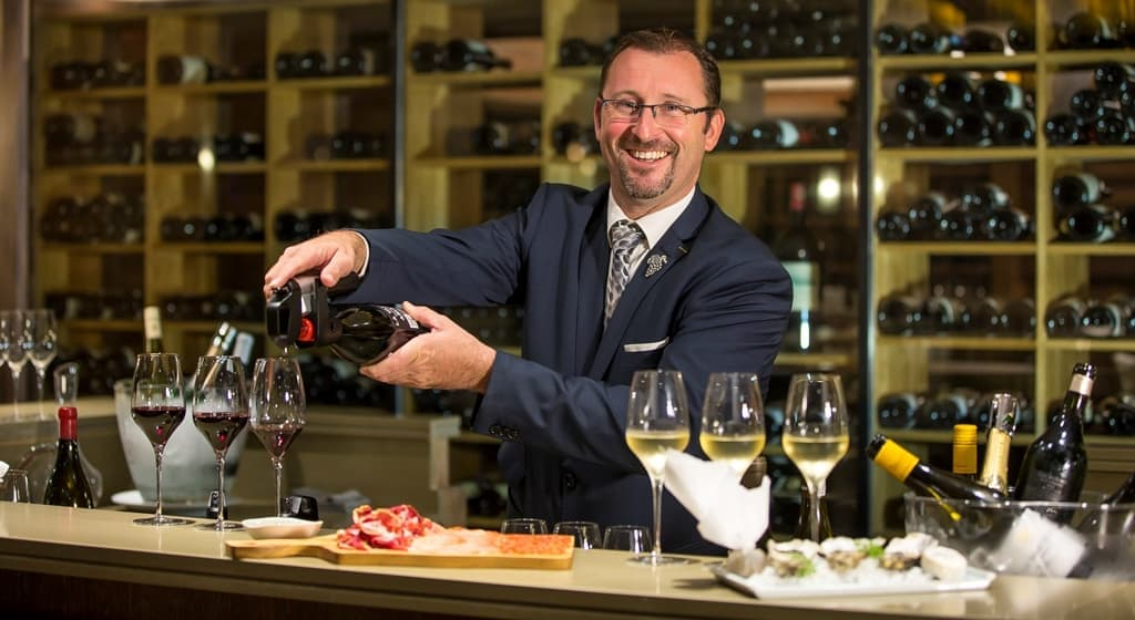 Jerome-Faure-Corporate Sommelier at Constance Hotels and Resorts