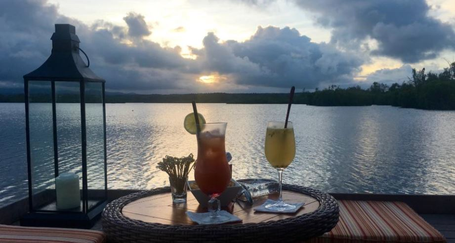 Le Barachois floating Bar/image credit:ThomasB, Tripadvisor