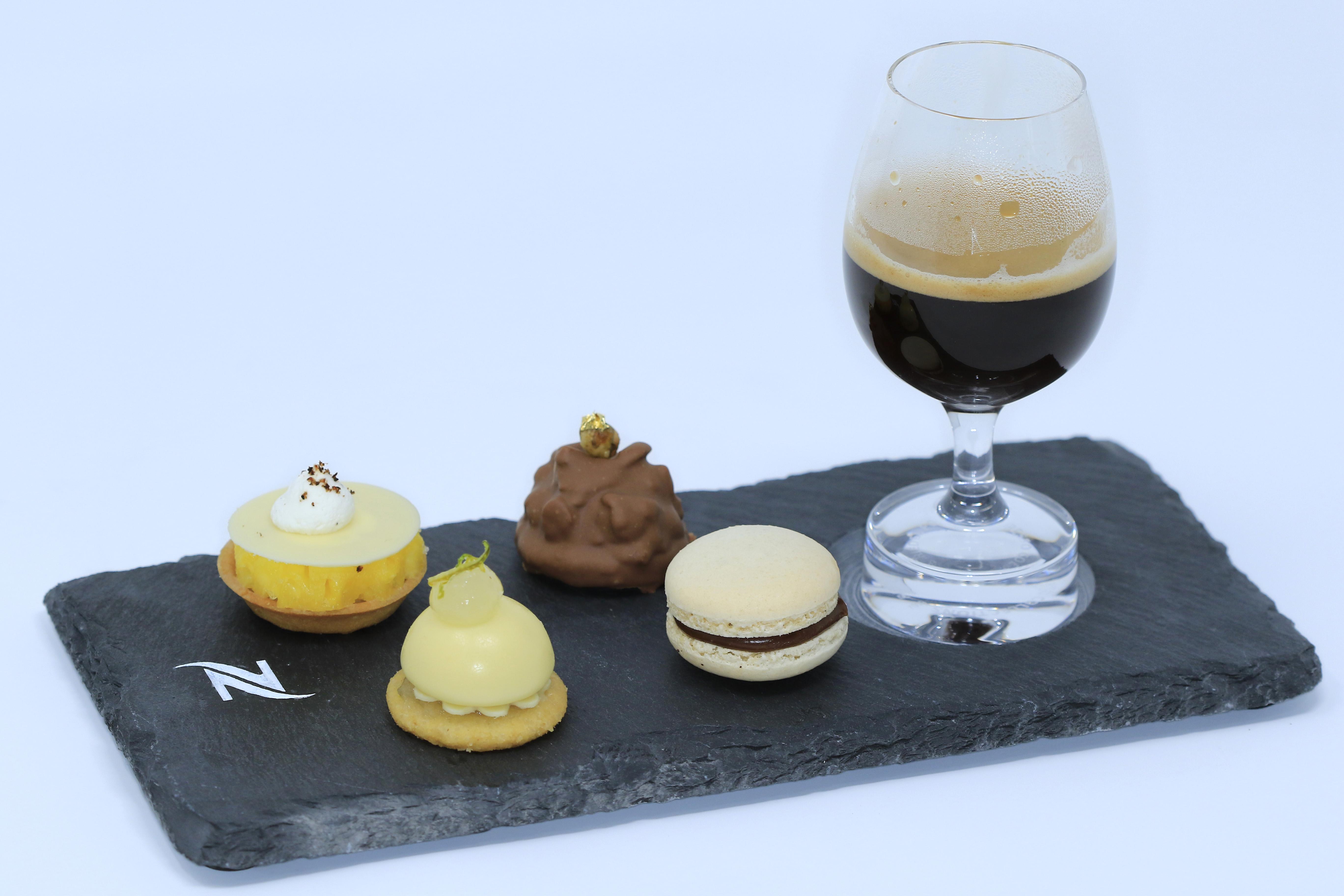 Image Café Gourmand nespresso cafÉ gourmand competition | festival culinaire bernard
