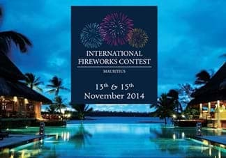 A Mauritian ranks 3rd in the International Fireworks Contest at Constance Le Prince Maurice