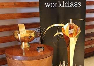 Diageo Reserve World Class Bartender 2014 Mauritius Final, at Constance Belle Mare Plage