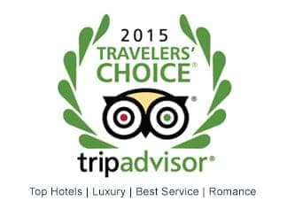 "Overwhelming success of Constance Hotels & Resorts in the ""Trip Advisor's Traveler's Choice Awards 2015"""